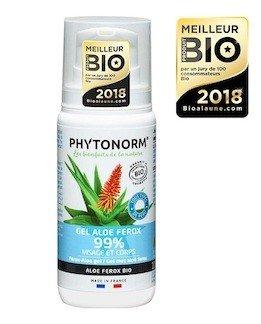 Gel Aloe Vera Bio – Aloe Ferox Sauvage – 100ml