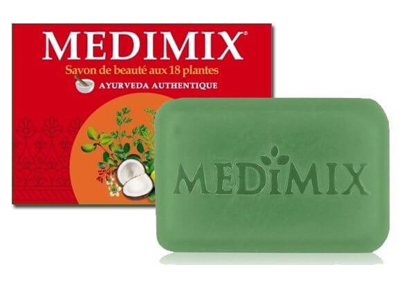 Savon Medimix aux 18 plantes