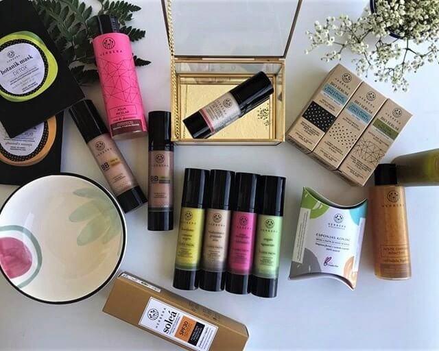 Cosmetique BIO Herbera