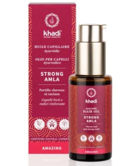 Huile Cheveux Ayurvédique Fortifiante – Strong Amla