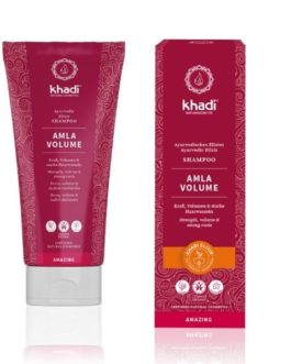 Shampoing Ayurvédique Amla Volume & Brillance – KHADI