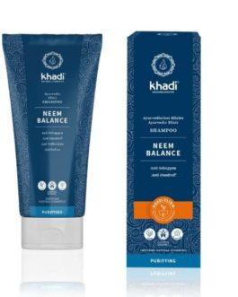 Shampoing Ayurvédique Neem Purifiant – KHADI