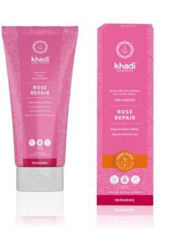 Shampoing Ayurvédique Rose Repair – KHADI