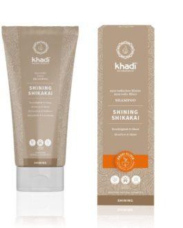 Shampoing Ayurvédique Brillance au Shikakai - KHADI